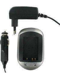 Ladegeräte für NIKON COOLPIX S10, 220.0V, 1000mAh