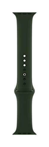 Apple Watch Cinturino Sport Verde Cipro (40 mm) - Regular