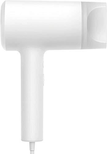 Mi Ionic Hairdryer Secador Xiaomi - Boquilla 360º, Control Temperatura Inteligente NTC, Potencia 1800 W, Cable 1,7 metros, Función Frío/Calor, Blanco