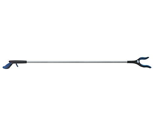 Ettore 49150 Grip'n Grab-Gerät, 50-Zoll, Plastik, Blau, Silber, 2.794 x 12.954000000000001 x 132.33000000000001 cm