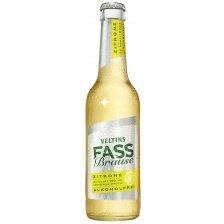 24 Flaschen Veltins Fassbrause Zitrone 24 x 0,33L Alkoholfreies Erfrischungsgetränk inclusive 1.92€ MEHRWEG Pfand ohne Rahmen