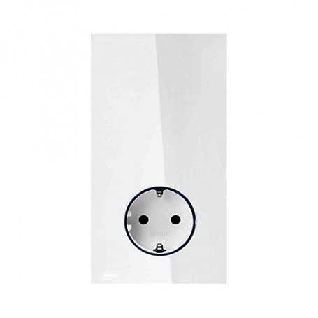 Kit base de enchufe schuko HUB PRO iO marca SIMON