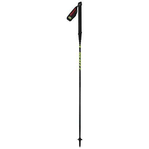 Scott Pole RC 3-Part Black 140cm