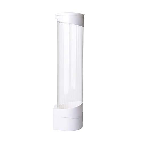 Li Jian Beperkt bedrijf Cup Dispenser Water Dispenser Muur gemonteerd Cup Dispenser Voor Plastic Bekers Drank Cup Dispenser Met Verwijderbare Cap
