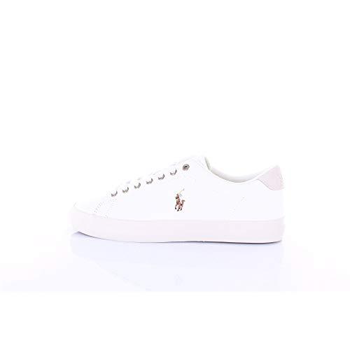Zapatillas Polo Ralph Lauren Longwood Vulc - Color - Blanco, Talla - 43