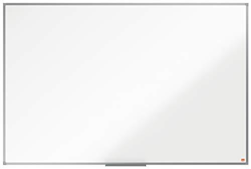 Nobo Pizarra Magnética de Acero, 1500 x 1000 mm, Marco de A