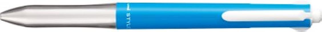 交響曲であるこのスタイルフィット 4色ホルダー(クリップ付) Bブルー