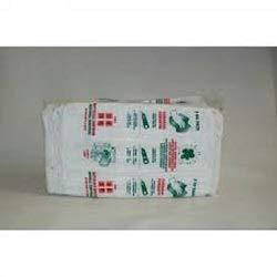 LOIMBALLI PEZZAME Bianco Lenzuolo Pacco da kg. 2