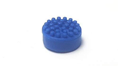 RapidSparesLtd Dell Blue Pointer Rubber Trackpoint 3x3mm Domekappe Laptop-Maus-Stick Notebook (Pack of 1, Blue)