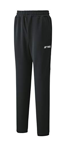 YONEX Trainingsanzug Hose, 60099, schwarz - schwarz, L