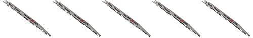 SKIL 94100-05 Pruning Reciprocating Saw Blades, 5-Pack