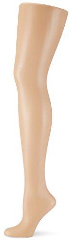KUNERT Damen Fresh up 10 Toeless Strumpfhose, 10 DEN, Beige (CASHMERE 0540), 36/37 (Herstellergröße: 36/38)