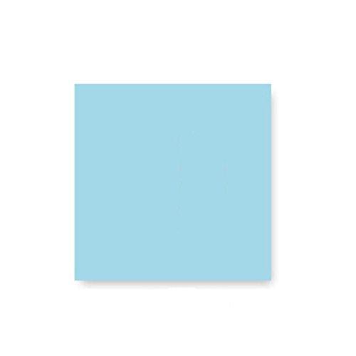 MXJ61 Le papier insipide coloré de papier d'impression imprime des serviettes 24 * 24cm 20 feuilles / 1 paquets ( Couleur : Mint blue )