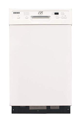 SD-9254W: Energy Star 18 Built-In Dishwasher