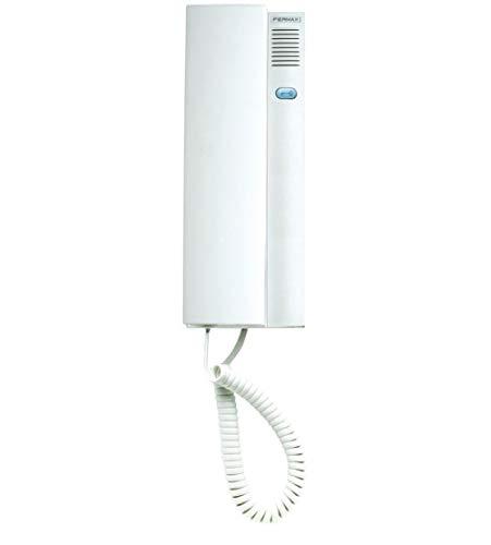 Fermax 80447 - Telefono citymax basic blanco