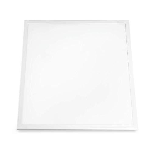 Reißverschluss pa6040wmc LED Panel 60x 6040Watt mit drei Farben von Weiß wählbar 3000° K (4000lm) 4000° K (4200LM) S6B ° K (4100lm) dank integriertem swirch IP20Finish Weiß