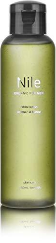Nile 高保湿 化粧水 メンズ ヒアルロン酸4種配合150mL