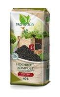 BIO Hochbeet-Kompost 40L ProNatur [2. Schicht]