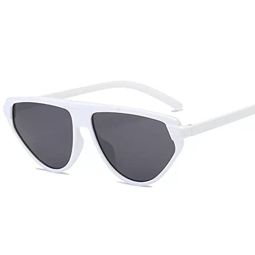 N/A Gafas de sol para Hombre Gafas de sol para Mujer Gafas de sol de ojo de gato para mujer, gafas de sol populares, gafas Retro, gafas de sol de ojo de gato, gradiente, gafas para exteriores