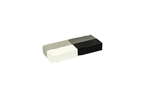 Picobello keramiek fill nakoopverpakking - kleurset wit/grijs, G14950
