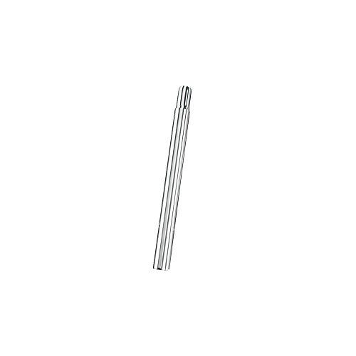 Unbekannt Alu-Kerzen-Sattelst. CNC 300 mm 27, 2 27,2, Silber, 27.2 mm