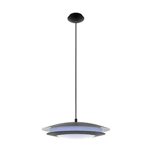 Preisvergleich Produktbild EGLO MONEVA-C Hängeleuchte,  Stahl,  27 W,  schwarz