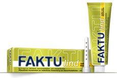 FAKTU lind Salbe Hamamelis zur Anwendung bei Hämorrhoiden, wirkt entzündungshemmend, örtlich blutungsstillend, schmerzlindernd juckreizstillend und wundheilungsfördernd, Spar-Set 2x25g