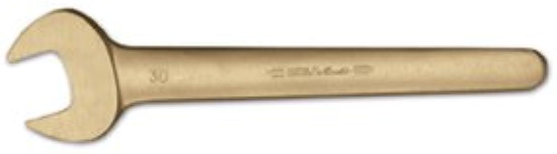 EGA Master 77045 – Single Ended-Maulschlüssel 5 20,3 cm (nicht glänzend) al-bron B017LP7MES | Verkauf Online-Shop