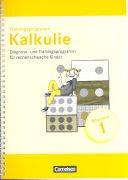Kalkulie: Trainingsprogramm: Bausteine 1 bis 3 mit Kopiervorlagen im Stehsammler