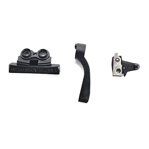 Gergxi Interruptor de clipper para el pelo, interruptor de la cubierta de la cabeza del oscilación del interruptor de la barra de ajuste compatible con WAHL