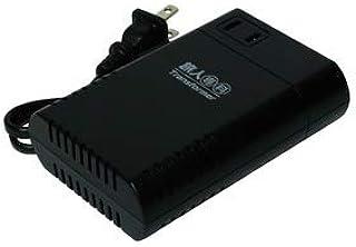 ミヨシ(MCO) 海外旅行用変圧器 MBT-WDM2/BK【旅人専科】 全世界対応