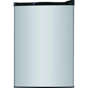 Magic Chef 2.6 cu. ft. Mini Refrigerator in Stainless Look, ENERGYSTAR by Magic Chef