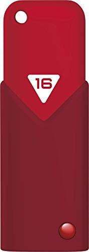 EMTEC Fast Click 3.1 B100 - USB-Flash-Laufwerk - 16 GB, ECMMD16GB103R, Rot