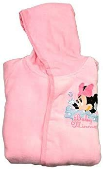 Minnie - Albornoz Baby Esponja Art. Wd36056rr, 18 meses - (86 cm)