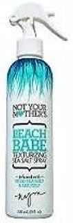 Not Your Mothers Beach Babe Texturizing Sea Salt Spray 8oz (2 Pack)