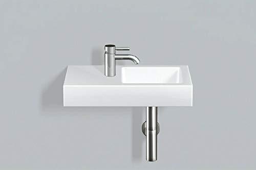Alape Waschtisch WT.QS525H.R Weiß