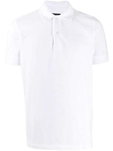 Tom Ford Luxury Fashion Herren TFJ982BU266N00 Weiss Baumwolle Poloshirt | Frühling Sommer 20