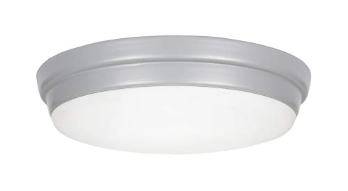 Plafondventilator ECO Plano II 2765 - EP-LED LG/kleur grijs
