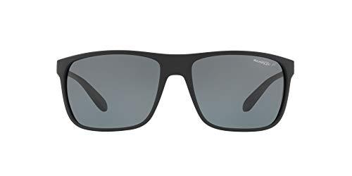 Arnette 29587 Gafas de sol, Matte Black, 62 para Hombre