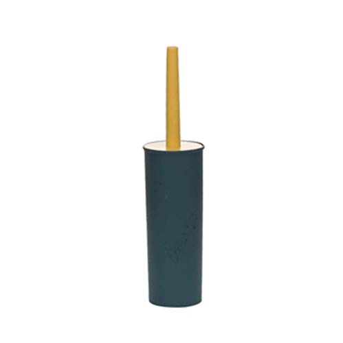 Toilet Brush for Household Use with Soft Hair and Cover, Cleaning Brush with Not Easy to Shed Hair, Toilet Brush with Strong Detergency Cleaning Brush