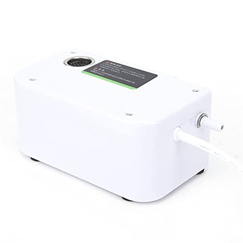 YANYAN Ring Store Pompa di rimozione della condensa silenziosa PC-50A.Pompa di Scarico Pompa a condensazione condensa Automatico Automatico Ultra-Tranquillo Acqua Acqua Acqua 12 Metri Testa