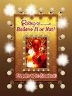 Ripley's Believe it or Not 2009: Prepare to be Shocked! by Robert Leroy Ripley (2-Oct-2008) Hardcover