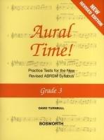 David turnbull: aural time! - grade 3 (abrsm syllabus from 2011)