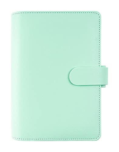Filofax Personal Saffiano Organizer - verde menta