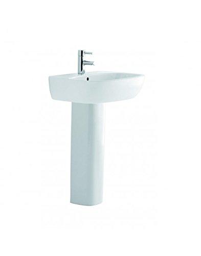 Colonna per lavabo Pozzi Ginori Fantasia 2