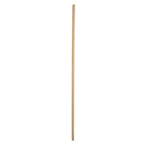 Besenstiel aus Holz, Griffgröße: 102mm.