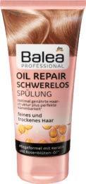 Balea Professional Spülung Oil Repair Schwerelos, 1 x 200 ml