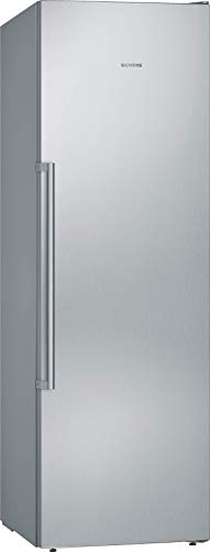 Siemens GS36NAIDP iQ500 - Congelador independiente/D / 183 kWh/año / 242 L/noFrost/bigBox/iluminación interior LED