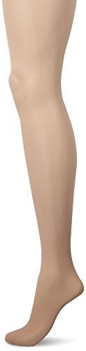 No Nonsense Women's Plus Size Graduated Compression Smart Support Pantyhose, Beige Mist, D