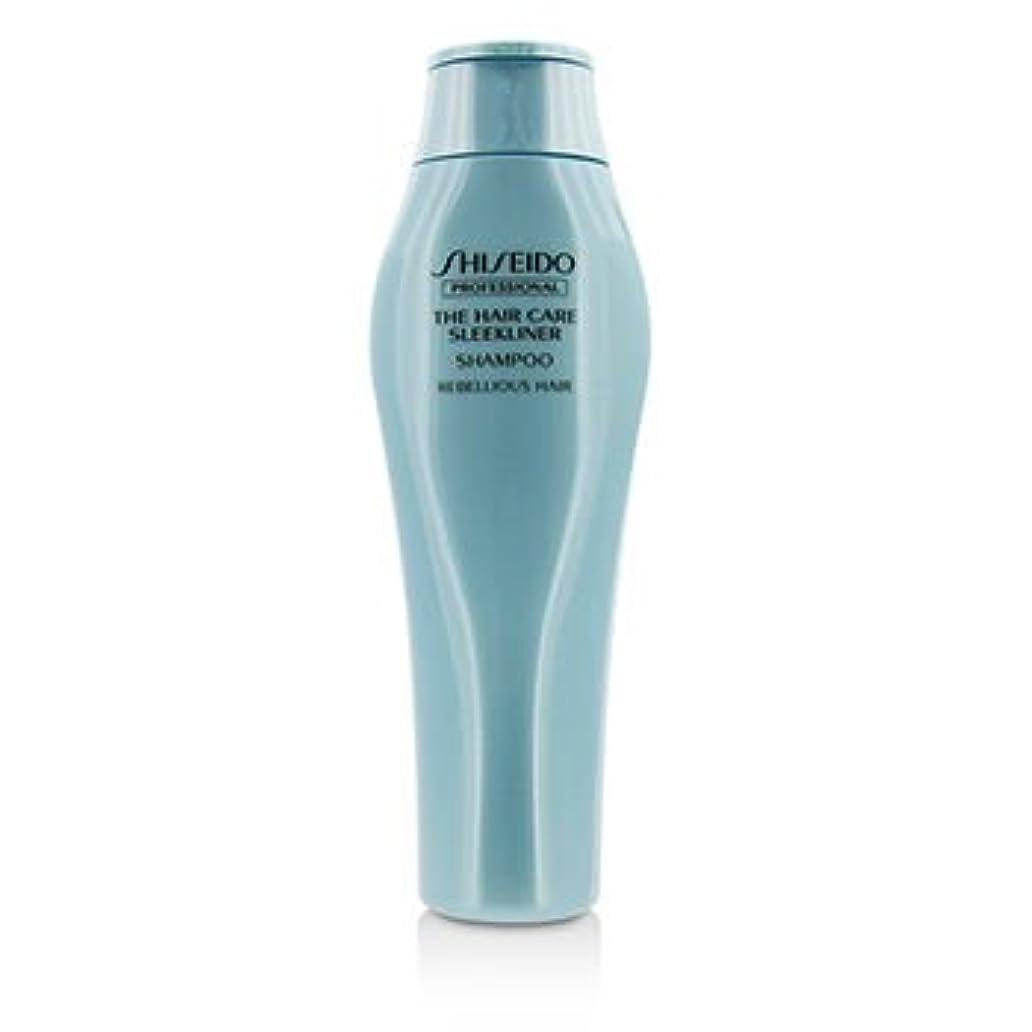 会議シルク遷移[Shiseido] The Hair Care Sleekliner Shampoo (Rebellious Hair) 250ml/8.5oz
